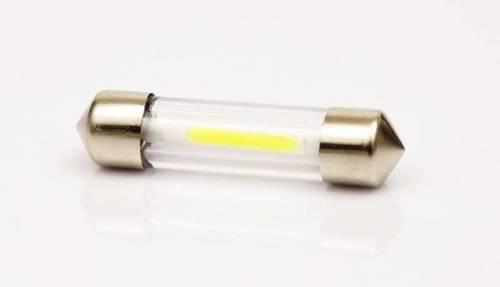 Żarówka samochodowa LED C5W COB 1W FILAMENT