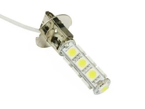 Żarówka samochodowa LED H3 13 SMD 5050