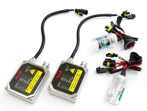 Zestaw oświetleniowy XENON DC H8 / H9 / H11