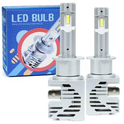 Zestaw żarówek H1 LED ZES M4 CR   4726 TrueLM